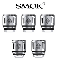 5pcs V8 Baby-T12 Replacement Coil - 0.15 Ohm fra SMOK