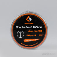 Twisted Wire Kanthal A1 - Tripple twisted