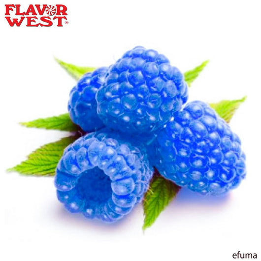BLUE RASPBERRY fra Flavor West