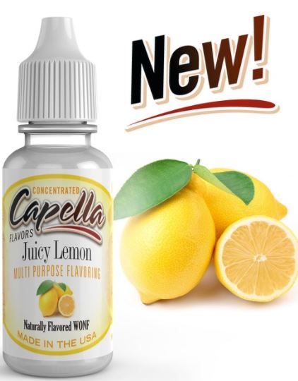 Juicy Lemon fra Capella