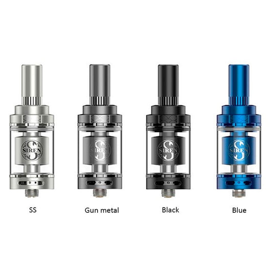 2ml Digiflavor Siren 2 GTA MTL Atomizer fra Digiflavor