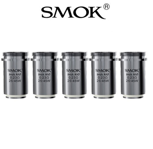 5pcs Stick AIO Replacement Coil 0.23 ohm fra SMOK