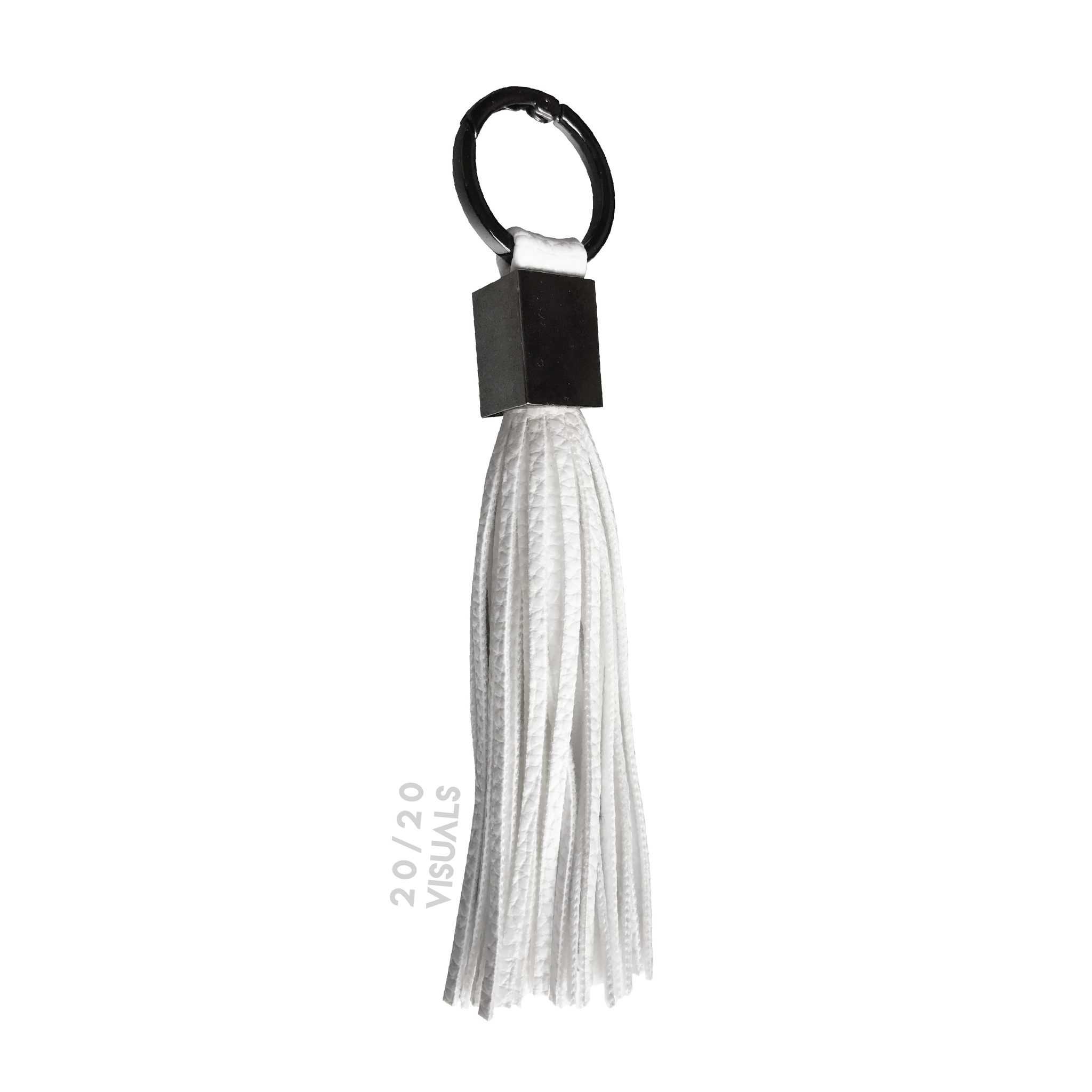 Tassel USB Charging Cable (White)