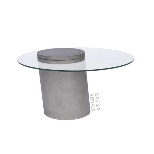 Cement Base Coffee Table