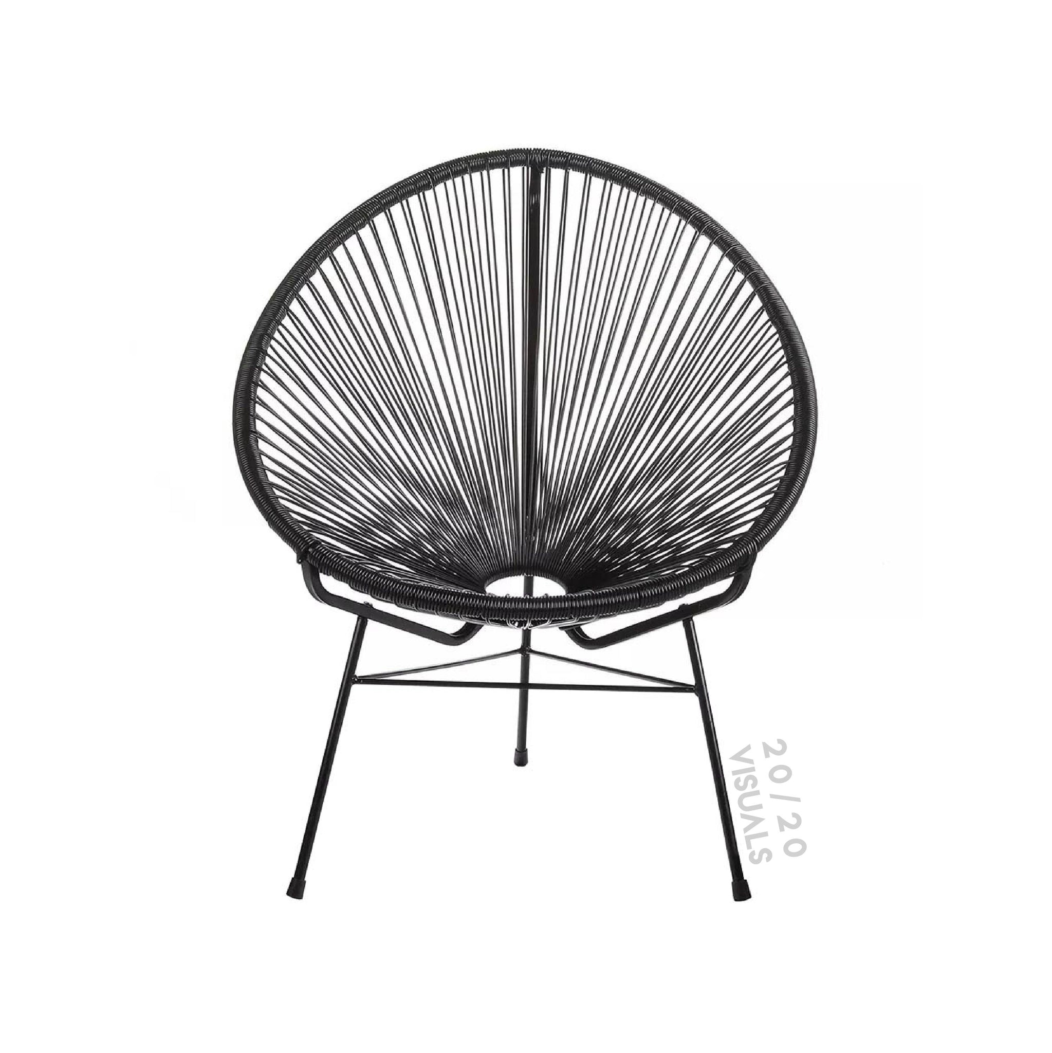 Corded Patio Chair