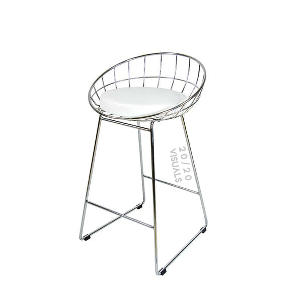 Cushioned Outdoor Bar Chair