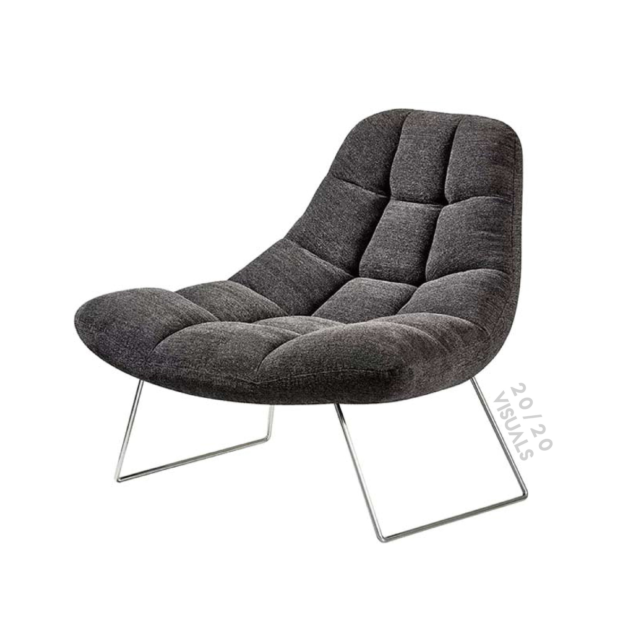 Cushioned Patio Chair