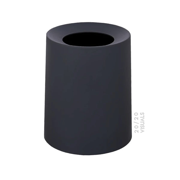 2-Layer Matte Garbage Can