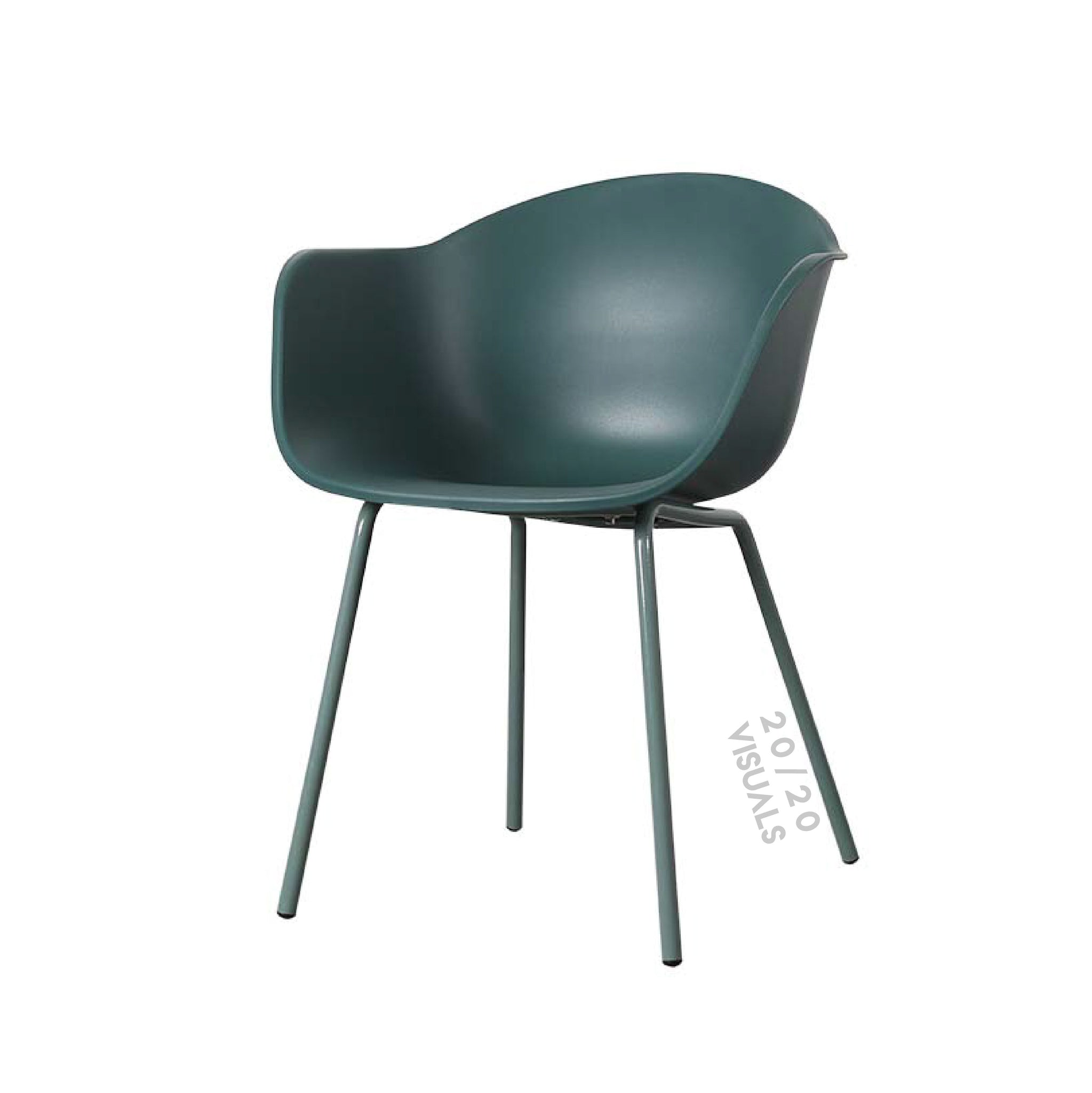 Matte Bucket Chair