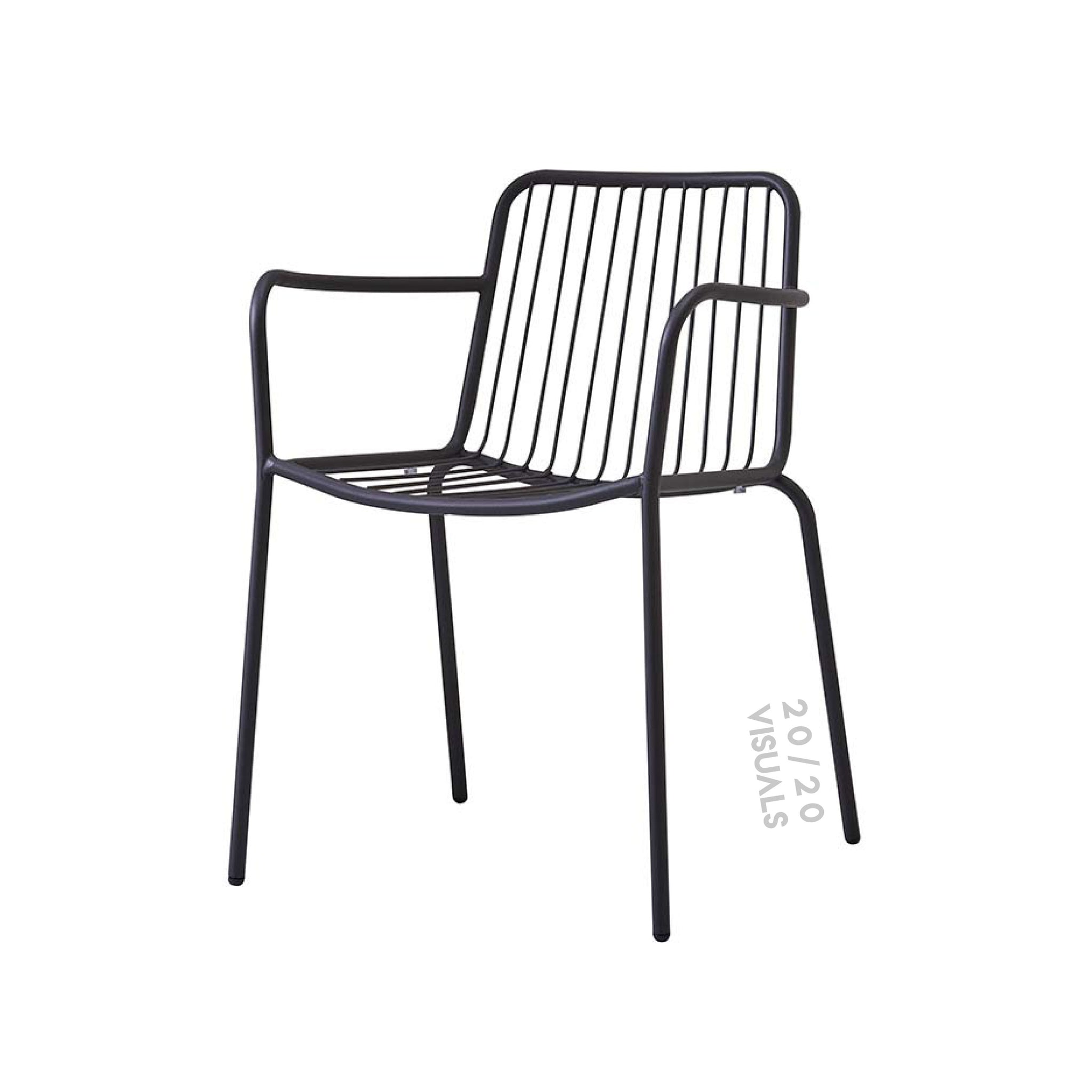 Outdoor Casual Chair (Set of 2)
