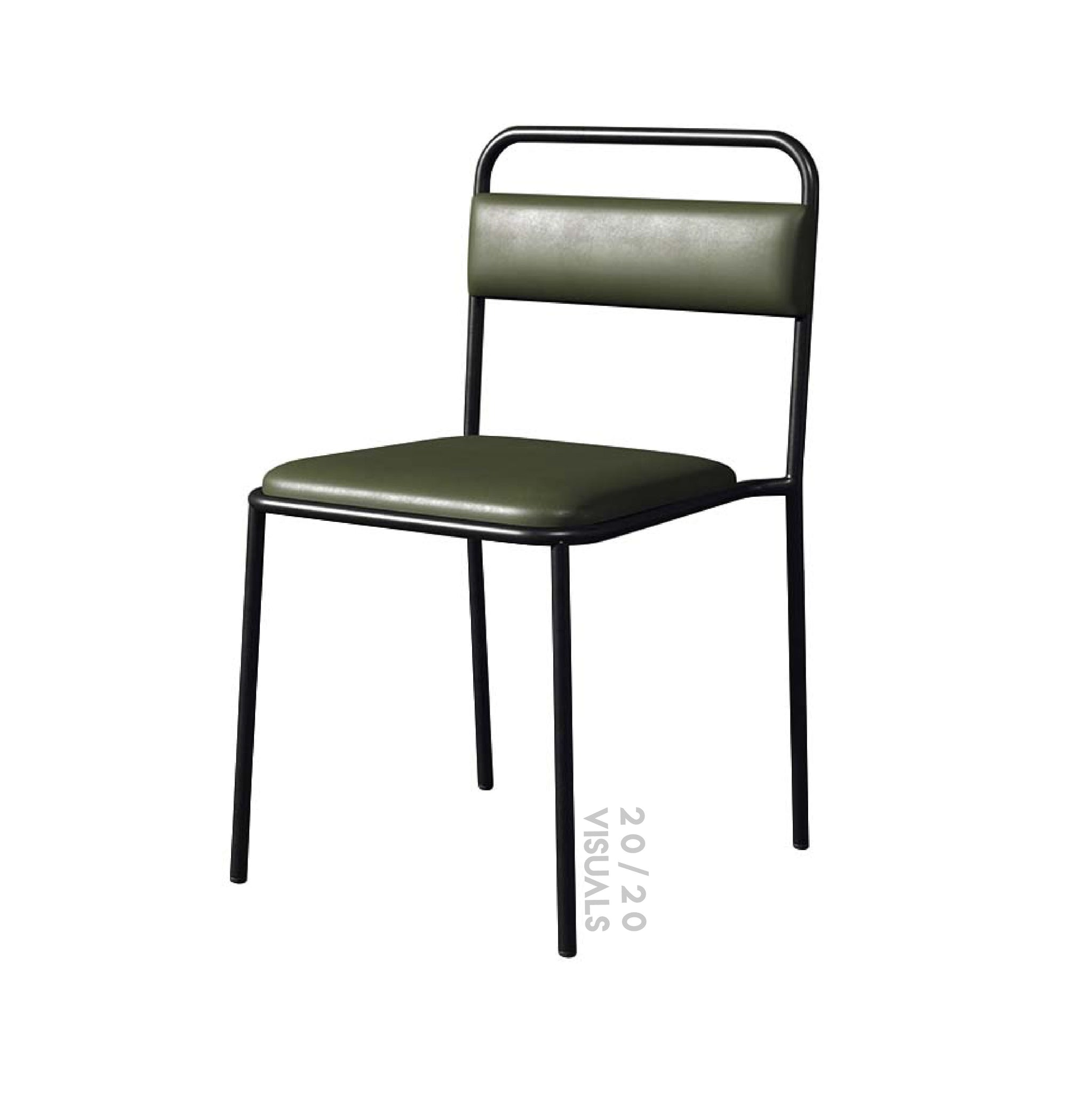 Stackable PU Chair