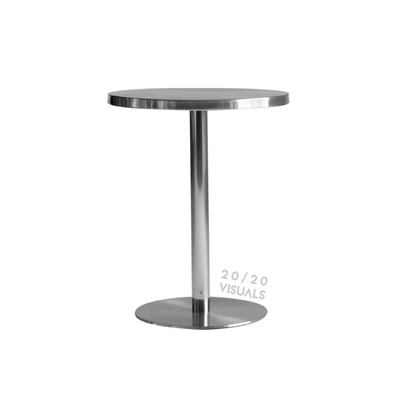 Stainless Steel Cafe Table