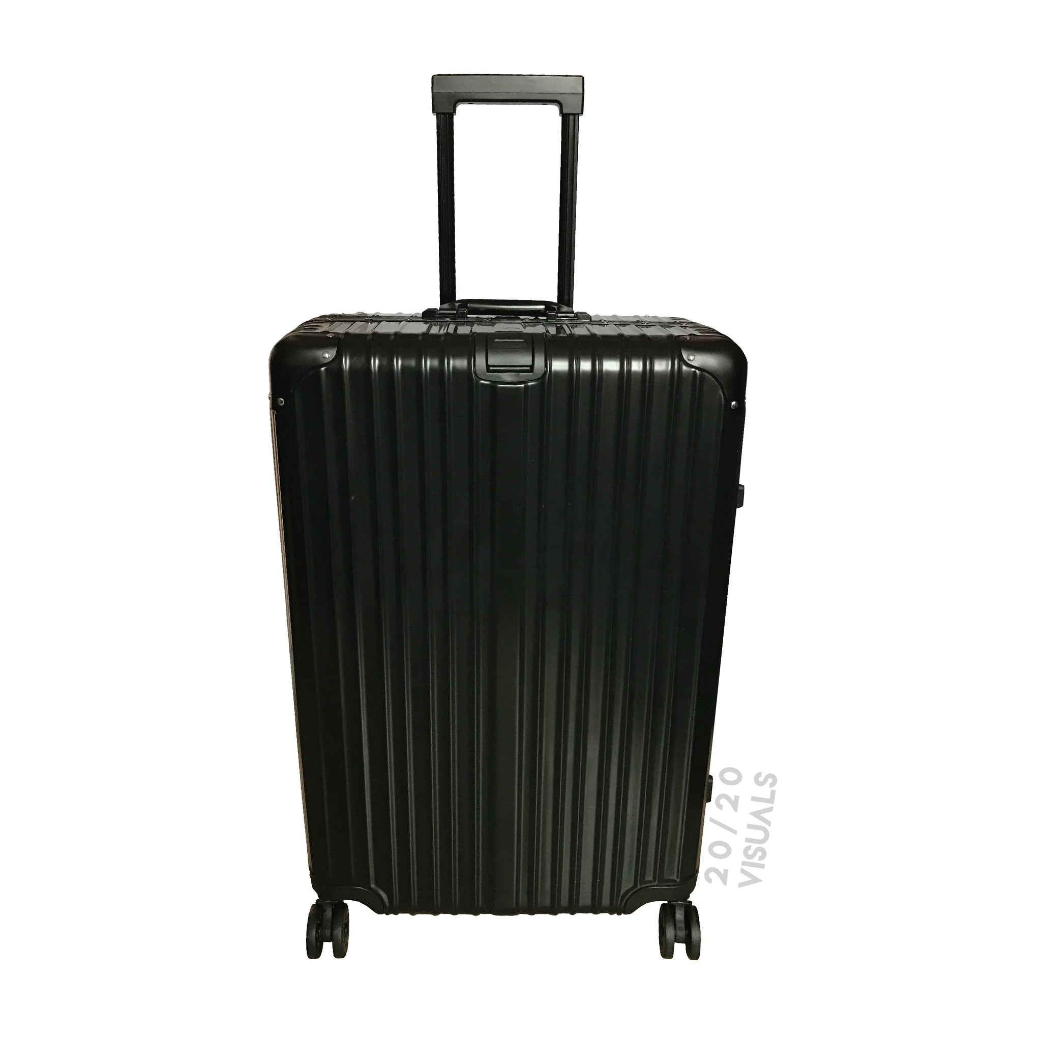 "29"" Black 4-Wheel Suitcase (PRE-ORDER)"