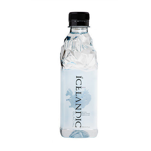 Icelandic Glacial Natural Spring Water, 330 Milliliter, 30 Count