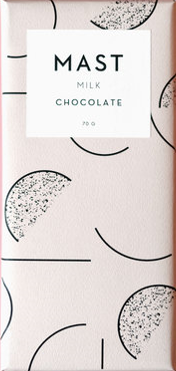 MAST BROTHERS Milk Chocolate 70G