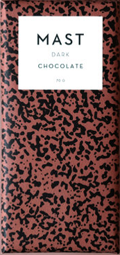 MAST BROTHERS Dark Chocolate 70G