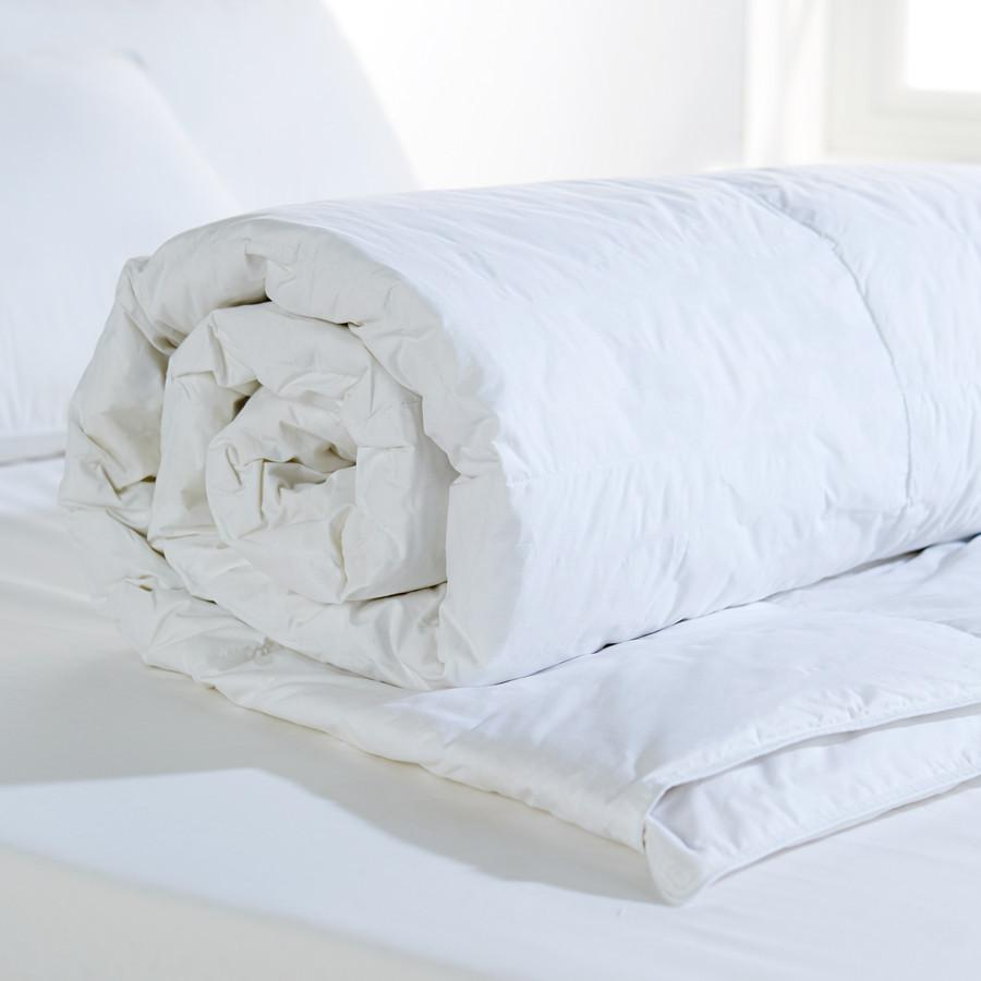 10.5 Tog White Duck Down Rich Duvet, Double