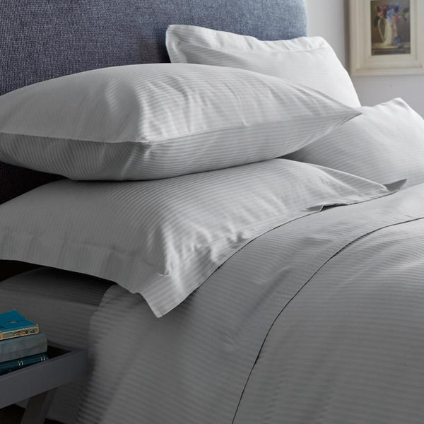 400 Thread Count Fitted Sheet, Super Kin