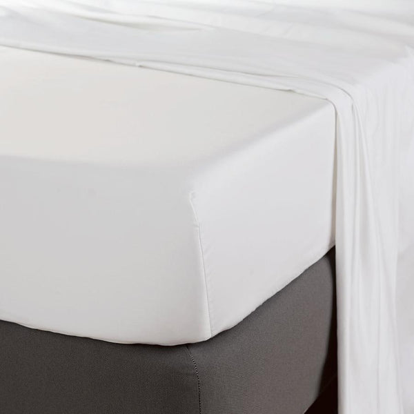 1000 Thread Count Fitted Sheet DOUBLE - We Sell Sleep