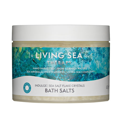 Indulge - Sea Salt Flake Crystals Bath Salts - We Sell Sleep