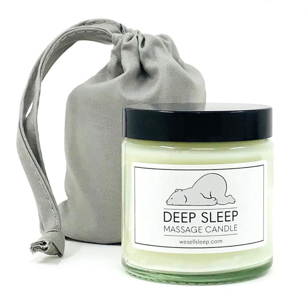 Deep Sleep Massage Candle - We Sell Sleep