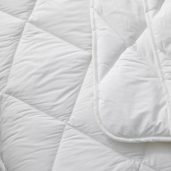 8 to 12 Tog Deluxe Wool Duvet SUPER KING - Bed and Bath Emporium Ltd