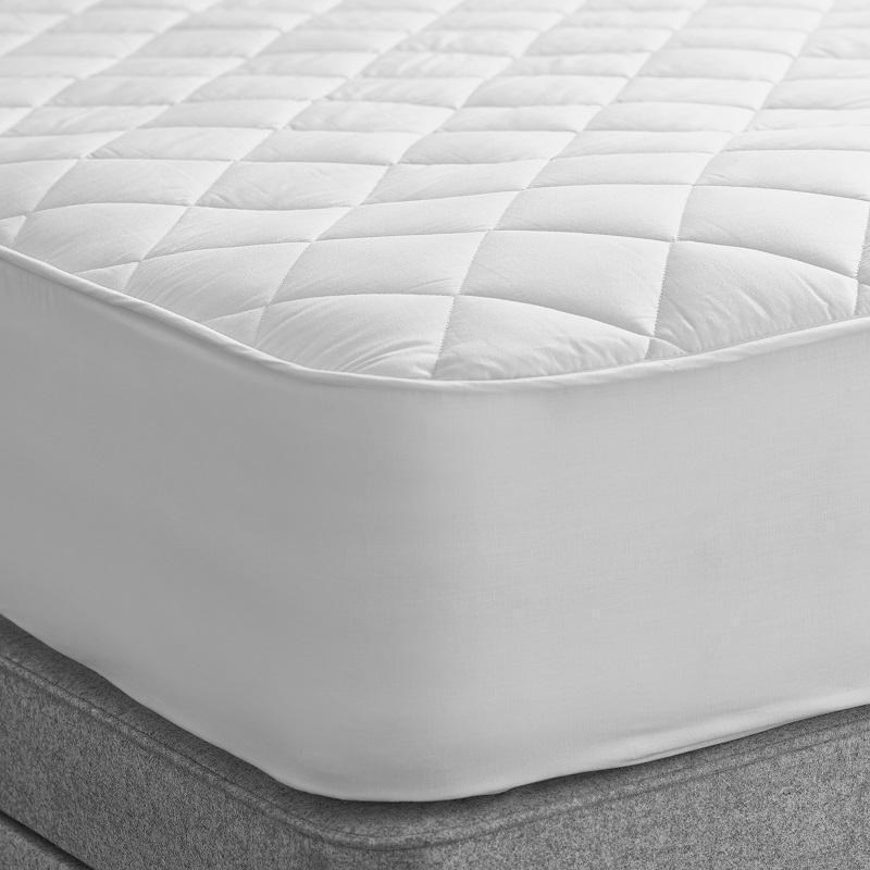 Deluxe Wool Mattress Protector DOUBLE - Bed and Bath Emporium Ltd