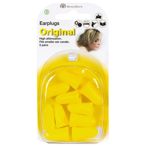 'Original' Earplugs in Small (S) and Large (M/L) - We Sell Sleep