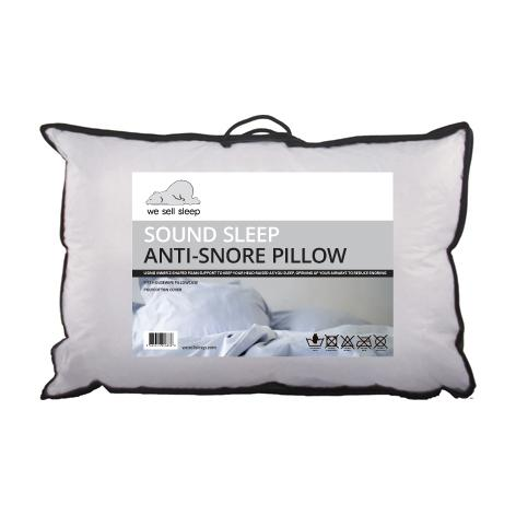 Sound Sleep Anti-Snore Pillow - We Sell Sleep