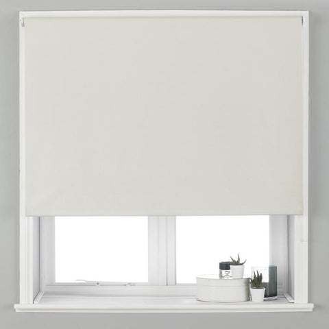 Black Out Roller Blind Eclipse, Ivory - We Sell Sleep