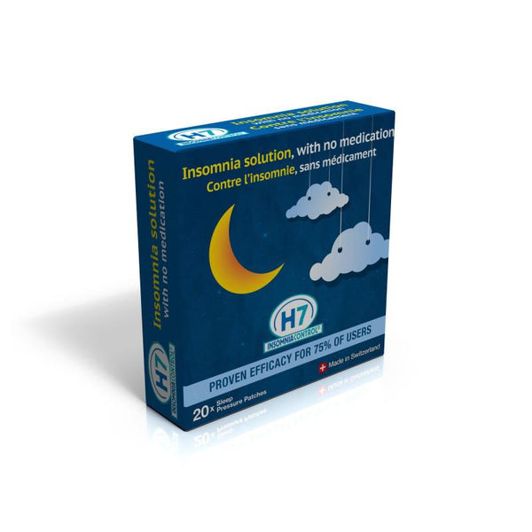 Insomnia Solution Pressure Patches - We Sell Sleep