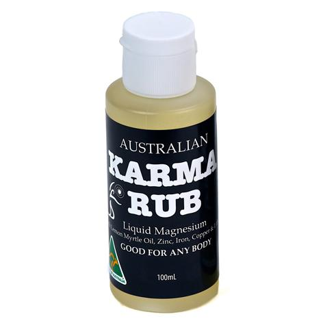 Karma Rub Liquid Magnesium - We Sell Sleep