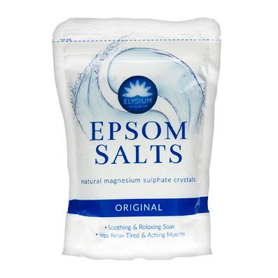 Epsom Salts in three fragrances 6x 450g bags (2.7KG) - We Sell Sleep
