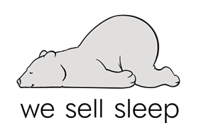 We Sell Sleep logo