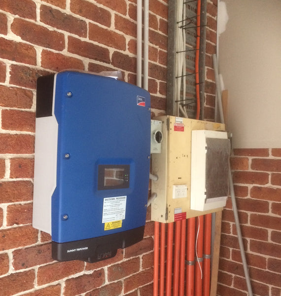 Dural NSW - 15kw Inverter Installation - SMA