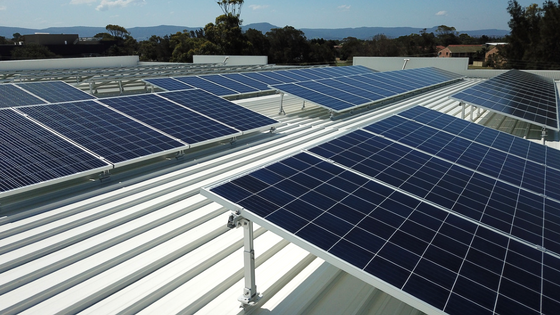 Wollongong NSW - Commercial System - 25kw