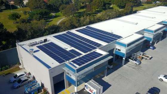 Marrickville NSW - Commercial System - 50kw