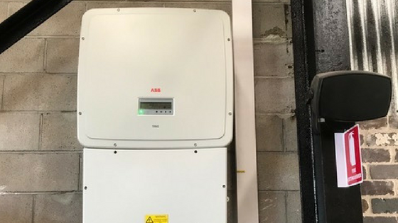30kw System Installed at Sauce Brewing Co in Marrickville