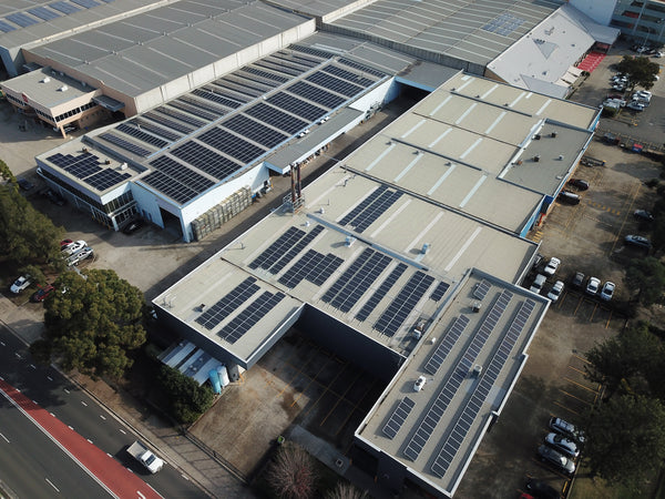 300kw Installation at Primo Caffe in Wetherill Park - Additional System
