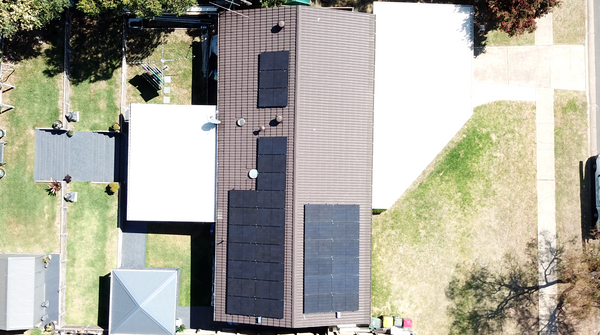 Ambarvale, NSW - System Size 9kw