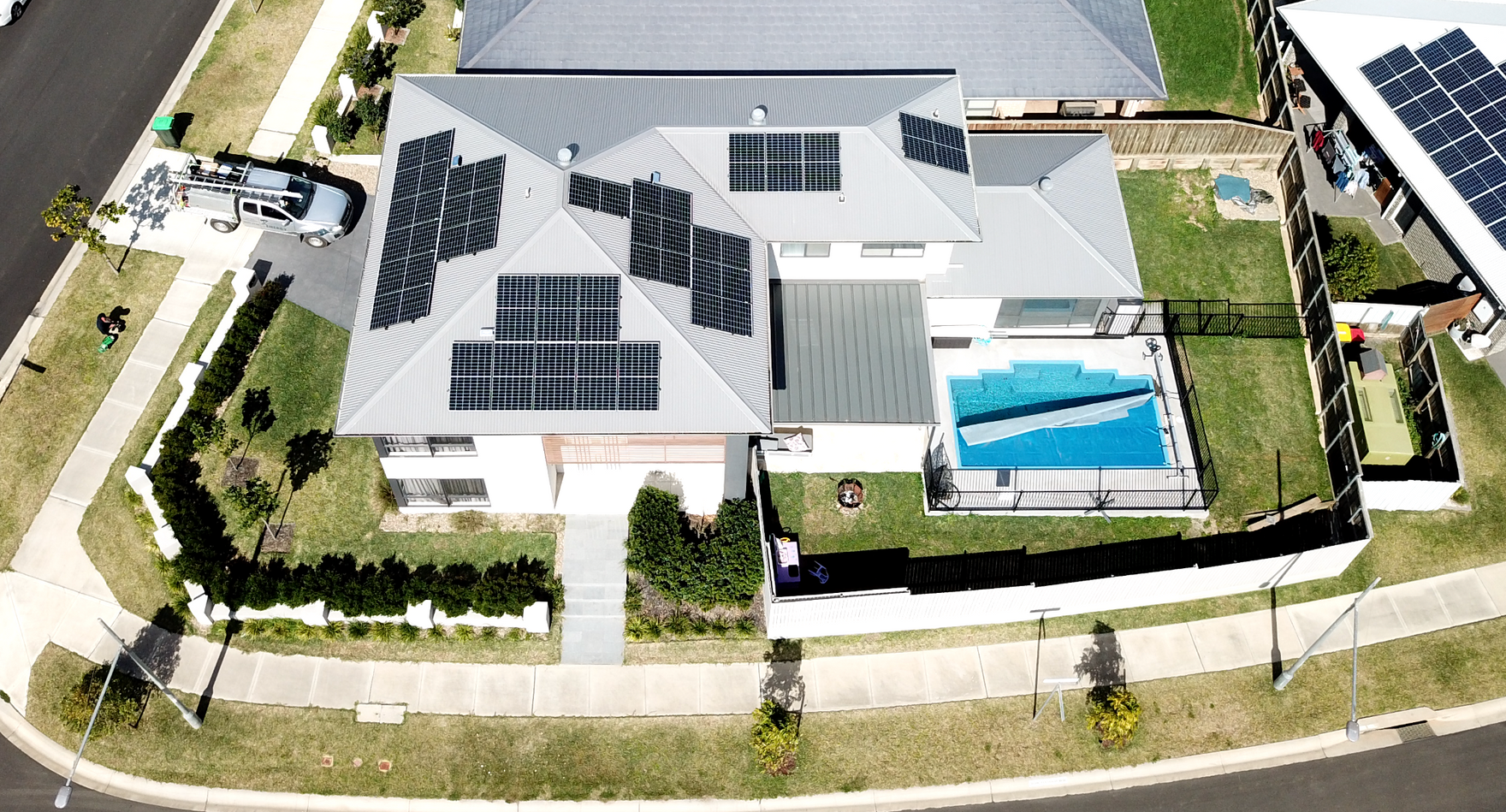 Gledswood Hills - System Size 10.7 kW