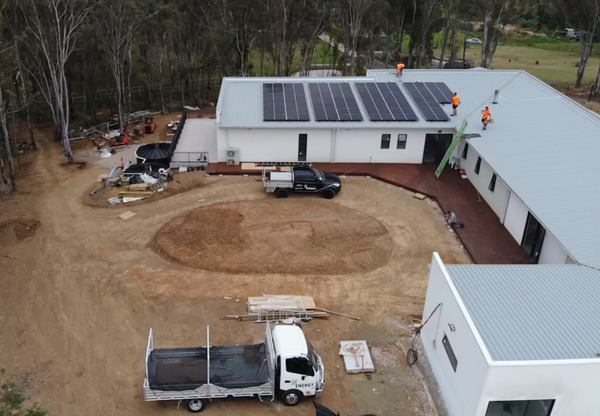 Mount Vernon, NSW - System Size 19.6kw