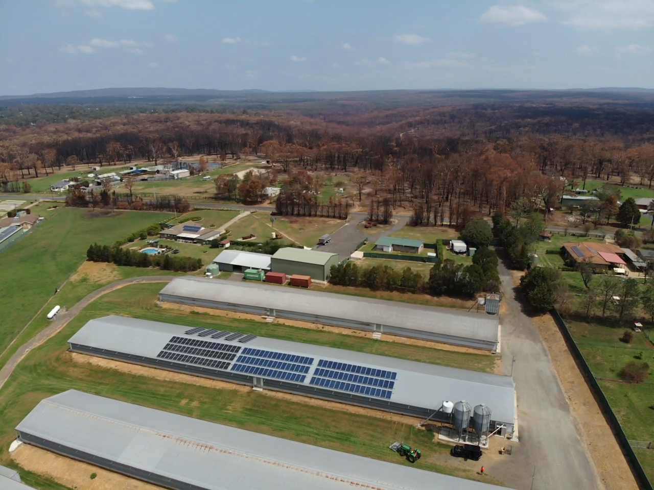 Bargo, NSW - Turkery Farm - Additional 25kw System
