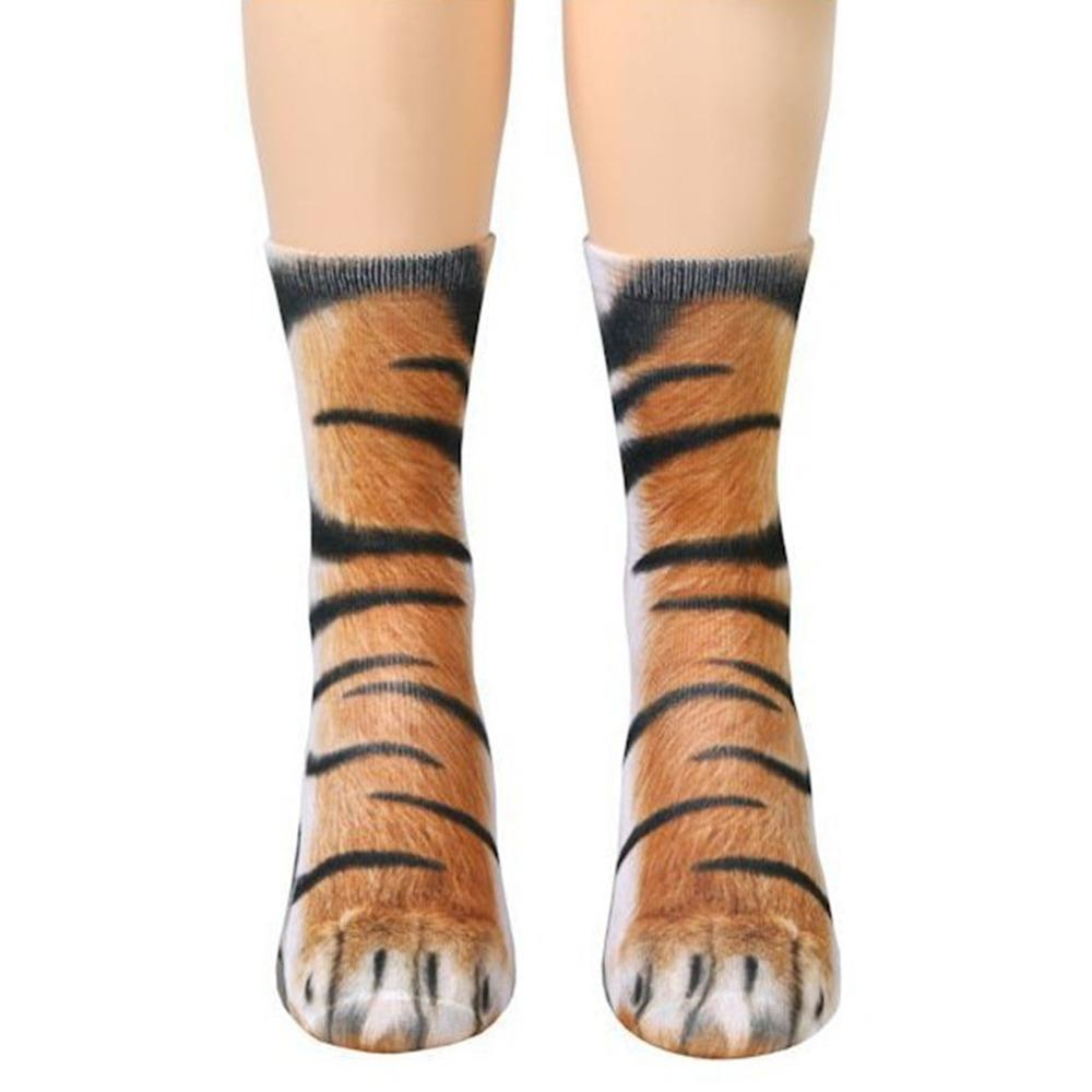 Animal Paw Socks (Free, Just Pay Shipping)