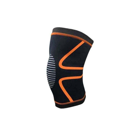 Elbow & Knee Pads - 1PC Compression Knee Support - Premium Quality - Strongly Healthy