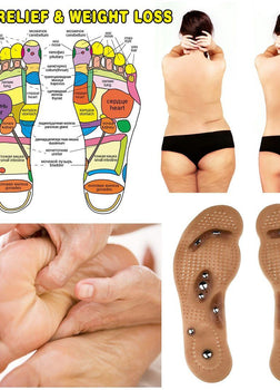 Health - Acupressure Slimming Insoles