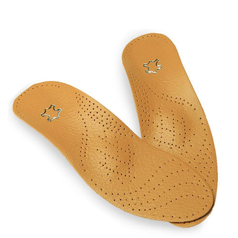 Insoles - High Quality Leather Orthotics Insole