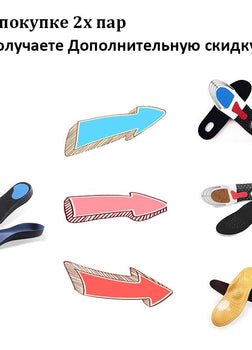Premium Orthotics Insoles
