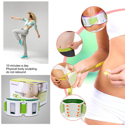 Massage & Relaxation - NEW Electric Vibrating Slimming Belt