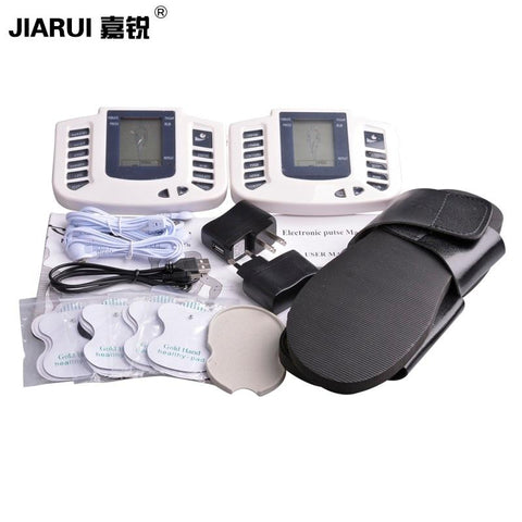 Massage & Relaxation - New Electrical Muscle Stimulator